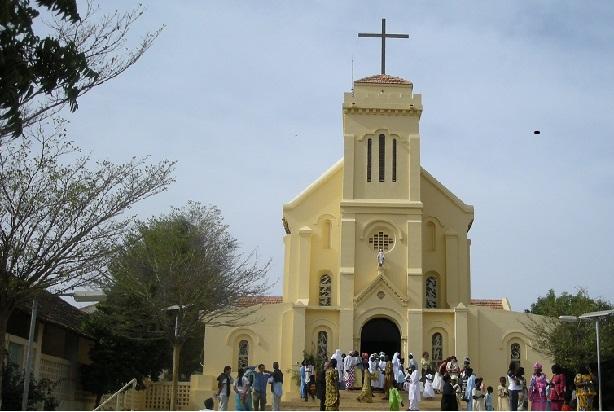 Casamance: L'église bénit le retour des populations déplacées de Bindialoum et environs