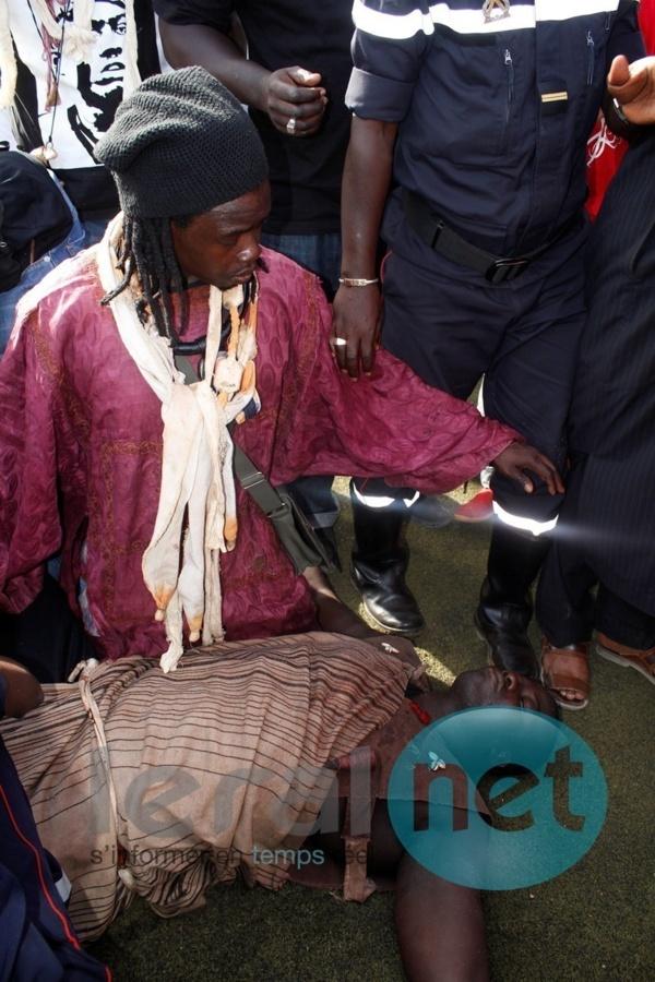 Garga Mbossé tarde à se présenter au Cng