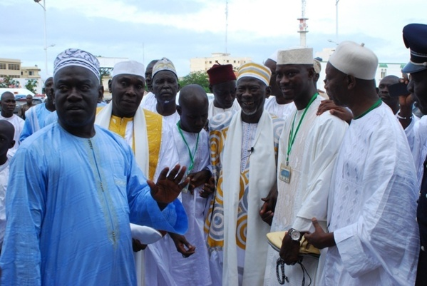 Le Conseil supérieur des Grands Dignitaires présente ses excuses à toutes la Oummah islamique, suites aux dérives de l'Imam Alioune Samb