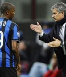 Transfert : Eto'o prêt à rejoindre Mourihno à Chelsea ?