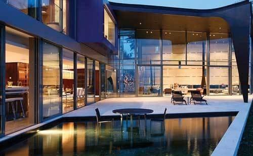 Villa De Milliardaire A Vendre : Photo le milliardaire yérim sow vend sa maison en suisse