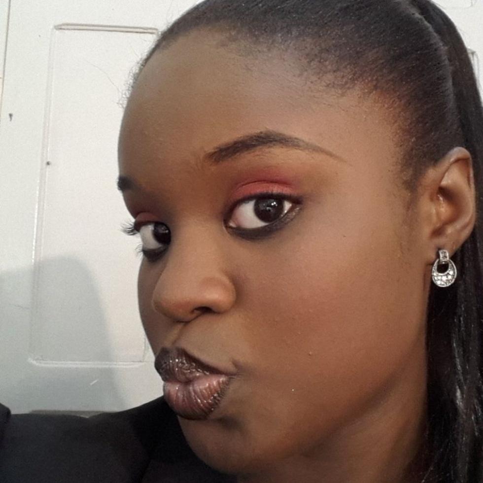 photos top model africain nafissatou ba candidate miss university