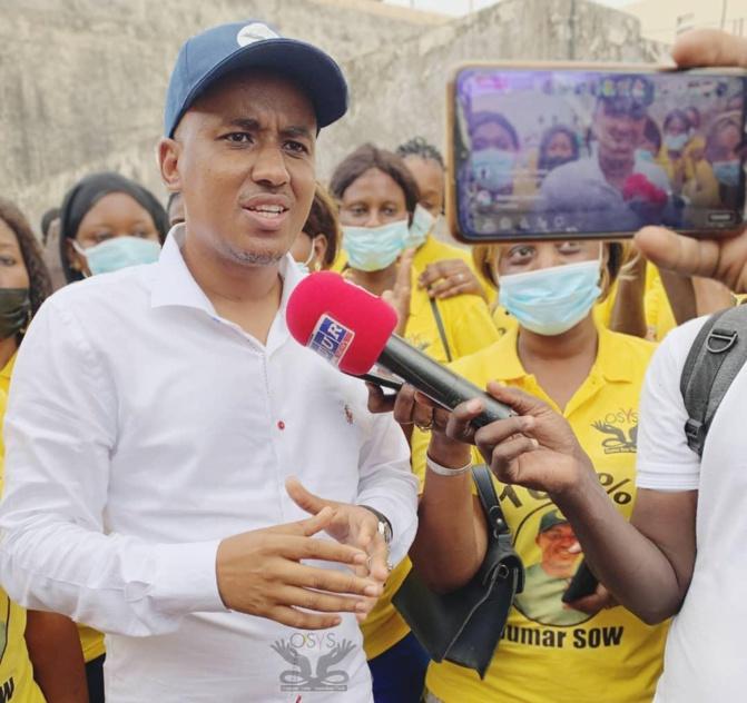 Yeumbeul/Sud: Oumar Sow soutient les familles démunies et ouvre les hostilités avec Amadou Hott