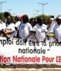 A 48 heures de leur sit-in, les diplômés sans-emplois dénoncent des tentatives d'intimidations et de chantages