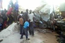 Dernière minute : trois morts et deux blessés graves dans un accident de la circulation à Mbour