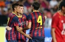 Vidéo. Première journée de la liga: le Barça écrase Levante (7-0)! Regardez