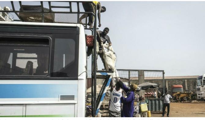 Deux Tabaski, Dakar se vide de sa population: Un cocktail explosif, malgré la propagation de la Covid