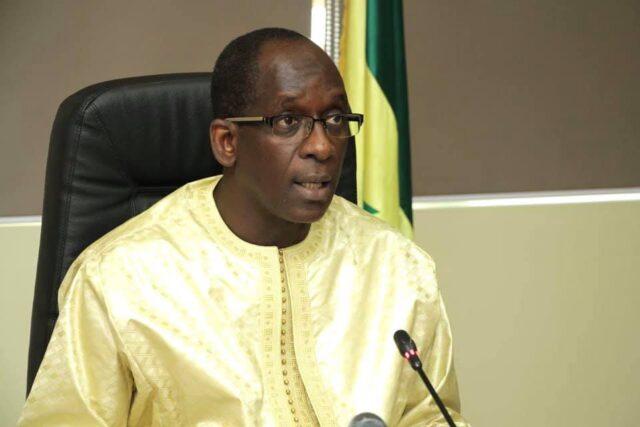 Covid-19/Abdoulaye Diouf Sarr: « Nous sommes confortables sur la question de l'oxygène»