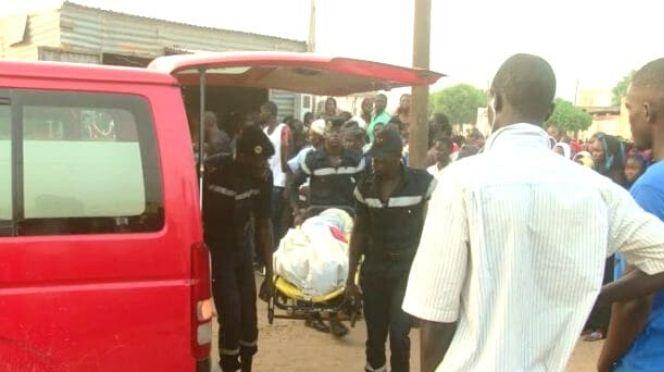 Rosso Sénégal: Un jeune douanier criblé de balles par des...