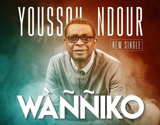 """YouTube: La vidéo """"Waññi Ko"""" de Youssou Ndour, numéro 2 des tendances musicales"""