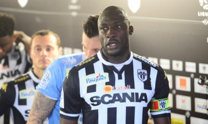 Rupture abusive de contrat: Le club Angers condamné à payer 450 000 euros à Cheikh Ndoye