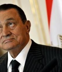 L'ancien président égyptien Hosni Moubarak libre
