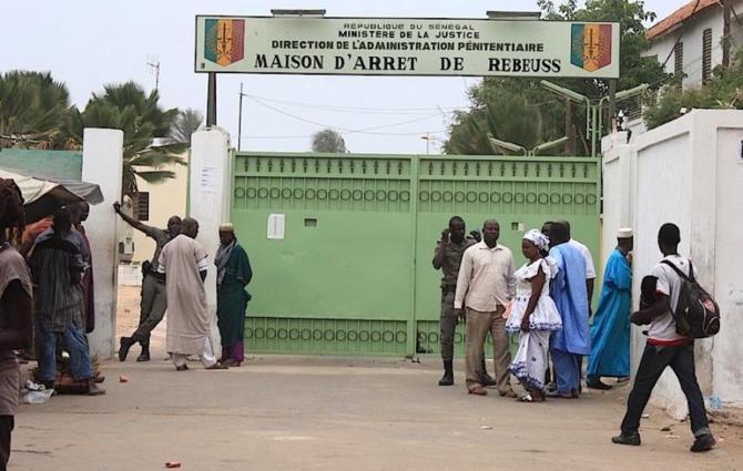 Hausse de la Covid: Les prisons sénégalaises referment les portes aux visiteurs