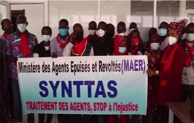Contre le «démantèlement» de leur syndicat Synttas: Les délégués reprennent leur grève de la faim lundi