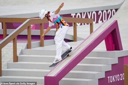 Jeux Olympiques de Tokyo: Une fillette de 13 ans remporte une médaille d'or