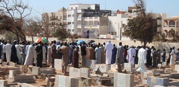 Cimetière de Yoff: Le nombre d'inhumations en hausse affole les populations