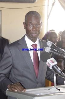 Administration territoriale : Pathé Seck en concertation avec les gouverneurs de régions