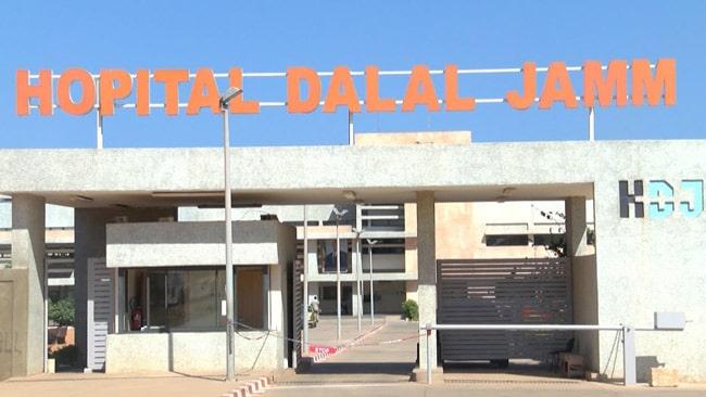 Covid-19 / Visite de Macky Sall dans les Cte: Le président de la République à Dalal Jaam...