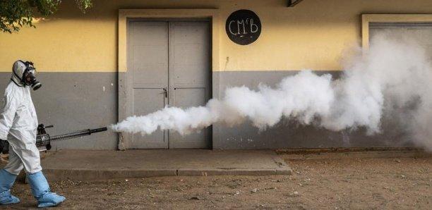 """Dr. Khadidiatou Diallo Guèye: """"99% des cas de grippe seraient positifs si on fait les tests à la Covid"""""""