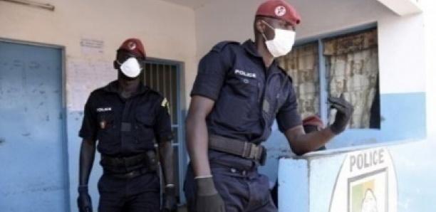 Police: 1 173 personnes arrêtées pour non port de masque
