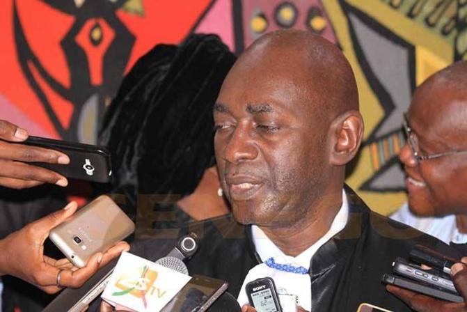 Nomination: Pr Seydou Nourou Tall nommé vice président du Conseil Constitutionnel