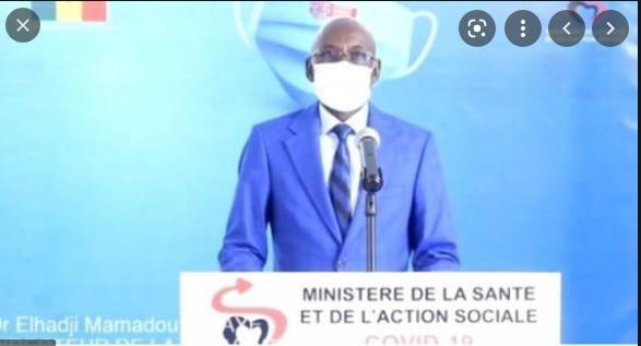 Covid-19: Le Sénégal enregistre 7 nouveaux décès, 58 cas graves et 763 nouvelles infections