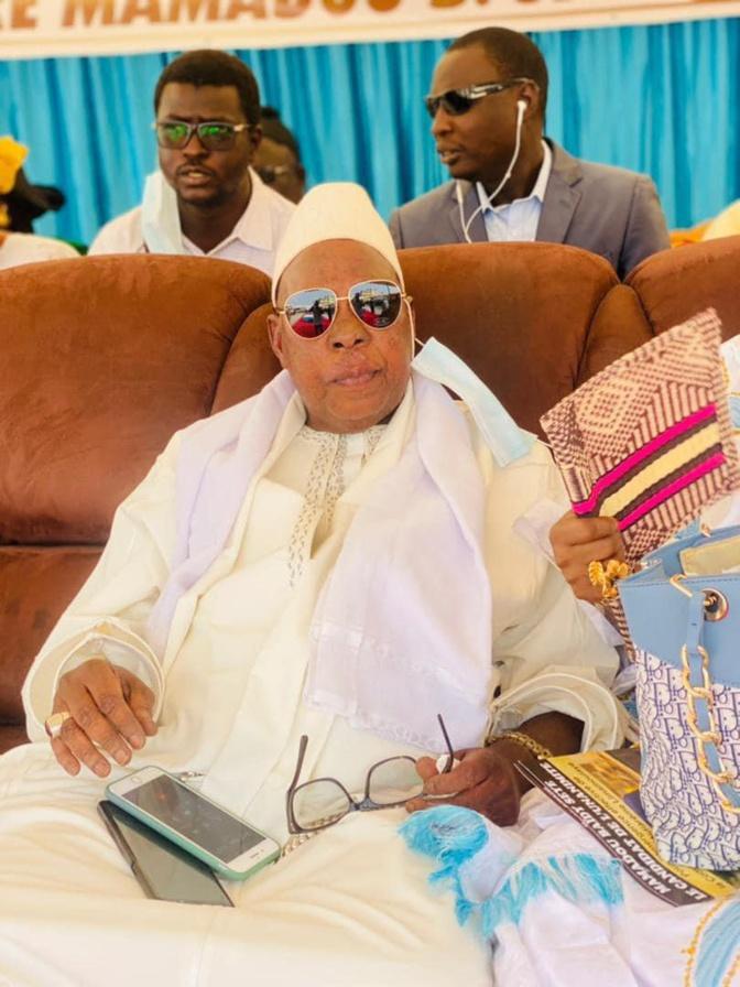 Décès de Baïdy Sèye: Ndiarème Limamoulaye rend un dernier hommage à son défunt maire