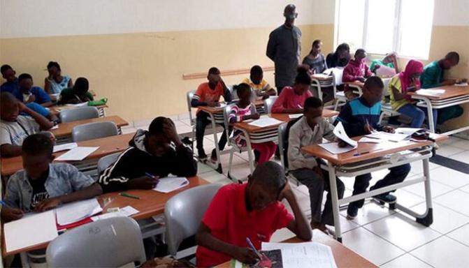 Bac 2021 à Kaolack: Le faible nombre de candidats en séries scientifiques, évoqué