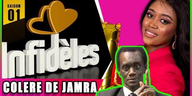 """Arrêt de la série """"Infidèles"""" : Jamra félicite le CNRA !"""