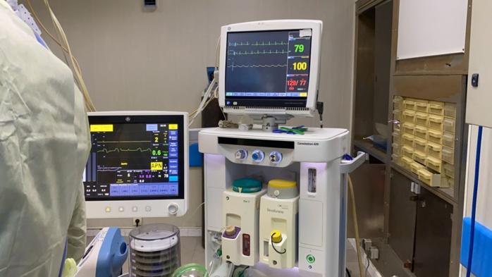Couches défavorisées: Khadim Ba finance un lourd matériel médical et amène un chirurgien américain pour des opérations gratuites