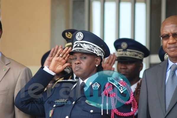 Anna Sémou Faye : « D'ici quelques mois, il y aura des changements notables dans la Police »