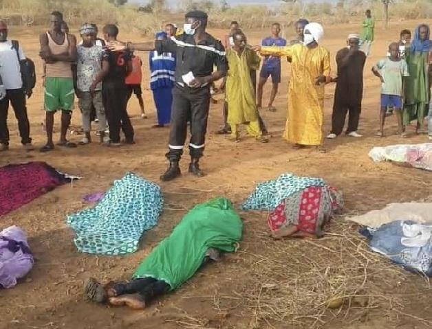 14 morts dans un accident au Fouta : Les condoléances du président Macky Sall