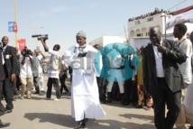"""[Vidéo] Nrumah Sané à Kara: """"J'ai été emprisonné à Saint-louis dans la cellule ou était Serigne Touba"""""""