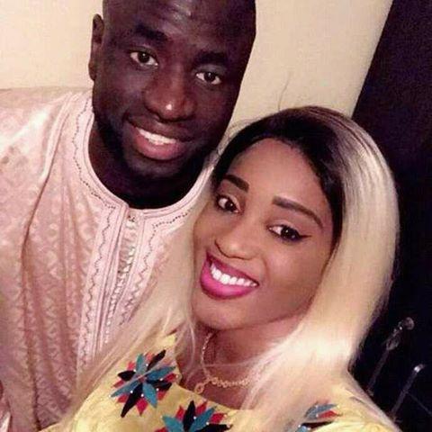 Cheikhou Kouyaté de nouveau papa