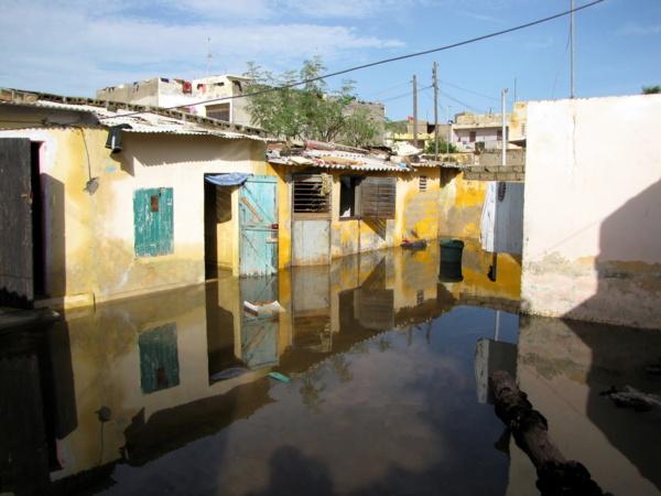 Bargny : plus d'une trentaine de maisons perdues lors des fortes pluies du weekend