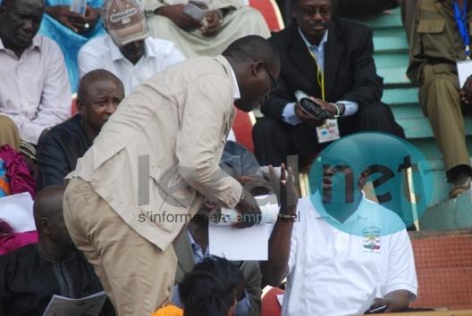 [Photos] Violente dispute entre Gaston Mbengue et Me El Hadji Diouf