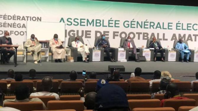 Ligue Football Amateur: Abdoulaye Sow réélu pour 04 ans
