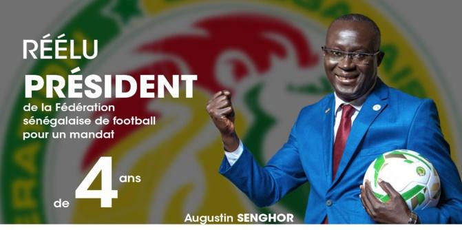 AG FSF: Mady Touré félicite son adversaire, Augustin Senghor avant la fin de décompte, 326 contre 123 voix