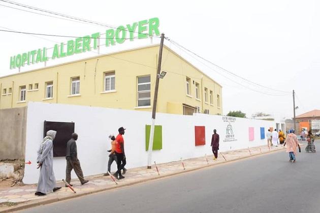 Santé : son bâtiment  «hors normes», les blocs opératoires de l'hôpital Albert Royer fermés provisoirement
