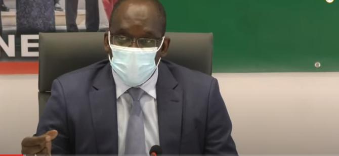 Abdoulaye Diouf Sarr, ministre de la Santé : «Nous espérons que cette troisième vague prendra bientôt fin»
