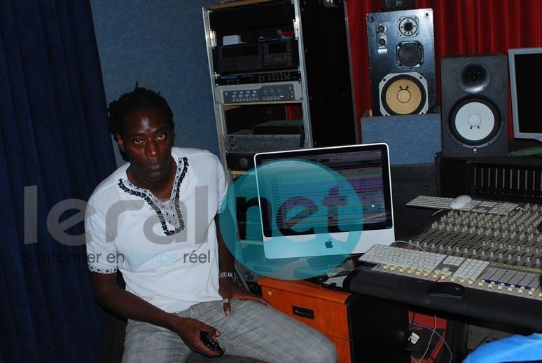 Mame Gor Diazaka encore au studio