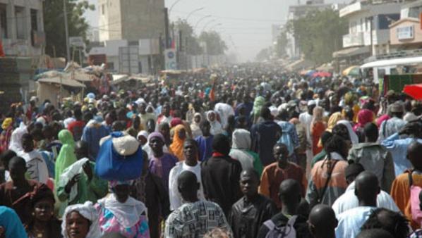Démographie: La population sénégalaise s'élève en 2021, à près de 17 millions d'habitants