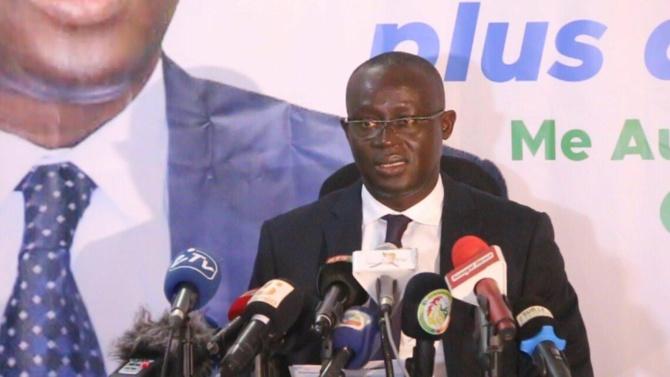 """FSF: El Hadji Diouf """"conseille"""" toujours Augustin, les premiers bonbons distribués à..."""