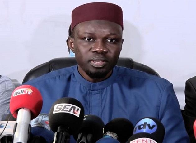Changement de stratégie communicationnelle: Quand Ousmane Sonko dribble la presse !
