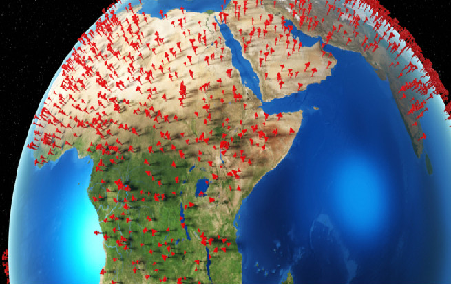 Troisième vague toujours en hausse : L'Afrique dépasse la barre des 7 millions de cas de Covid-19