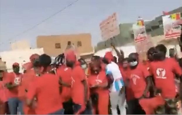 Insécurité, insalubrité à Darou Rahmane 4: Les habitants arborent des brassards rouges pour s'indigner de leur mal vivre