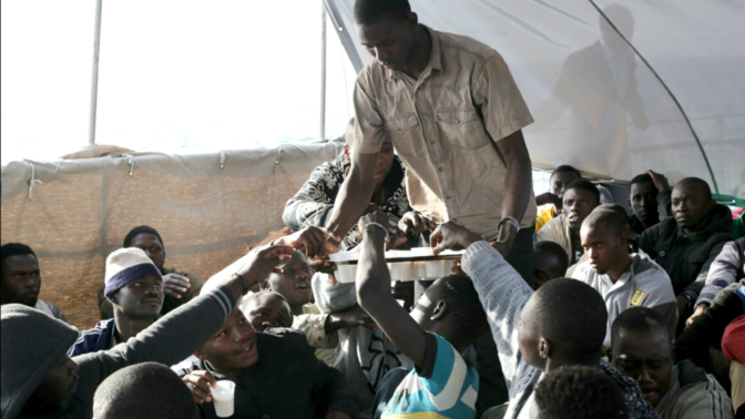 Rapatriement : 29 migrants embarqués d'Agadez à destination du Sénégal
