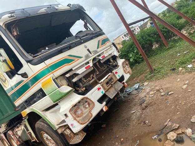 Violence à Diboli-Mali: Des camions sénégalais vandalisés…