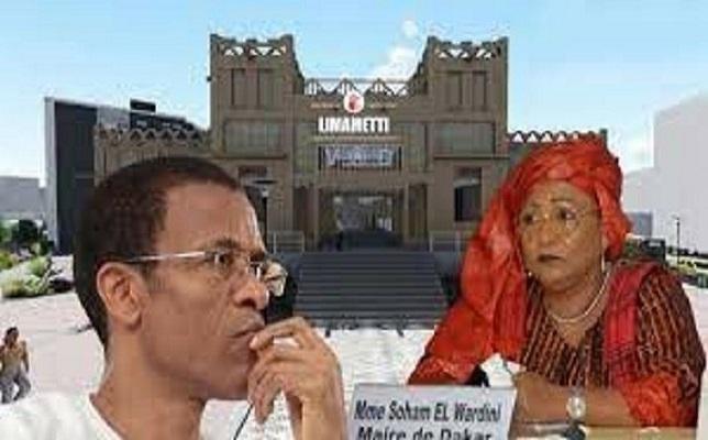 """Sandaga: C'est parti pour le """"mortal"""" combat entre Alioune Ndoye et Soham Wardini"""
