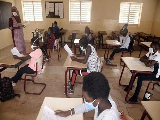 BAC 2021: 108 candidats exclus de l'examen pour triche